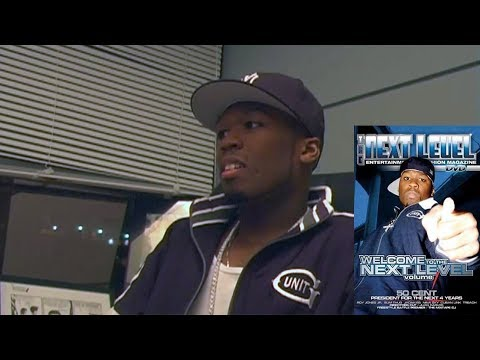 Welcome to The Next Level DVD 2005 Starring 50 Cent