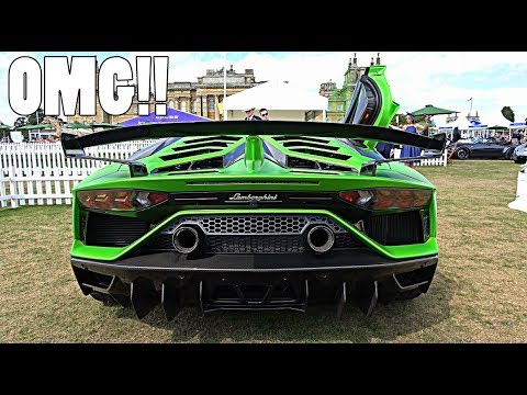 First Impressions 2019 Lamborghini Aventador Svj Revs Youtube