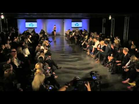 TildArt Fashion Show at Eco Fashion Week  Vancouver October 2013