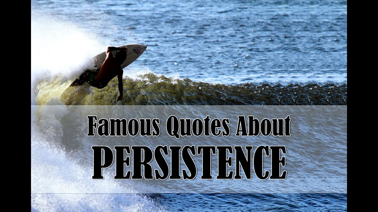Best Motivational Videos of Persistence Quotes for Kids ...