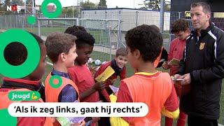Woordenboek voor Belgische voetbalteams die elkaar niet verstaan