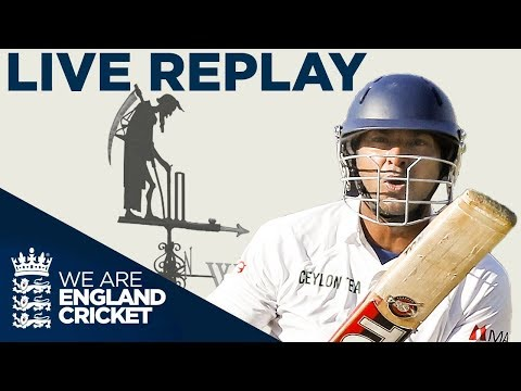 England vs Sri Lanka - Day 2 LIVE REPLAY | 1st Test - Lords