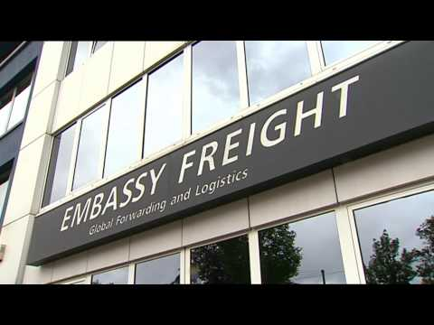 Stream Software breidt uit bij Embassy Freight Services Europe