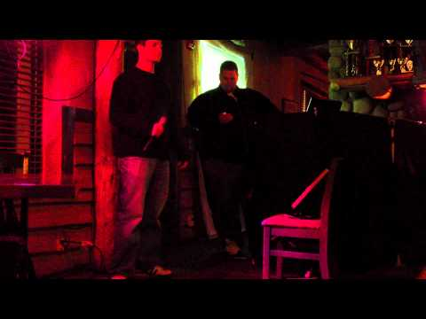 Doug singing 'Better Man'