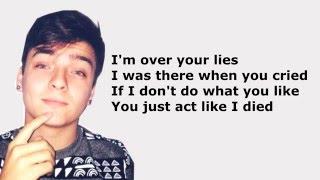 Over You- Nick Bean Lyrics