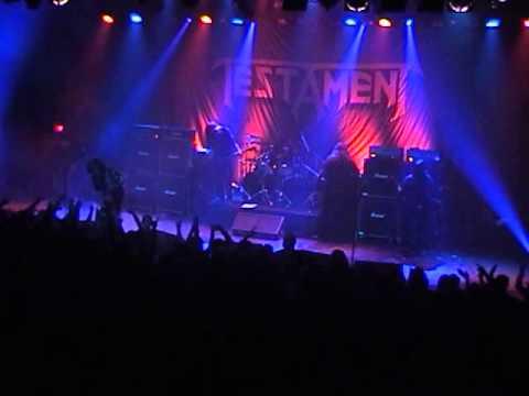 Testament - 10.24.06 - Montreal, Canada