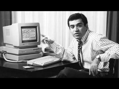 Шахматы. Гарри Каспаров против ШАХМАТНОГО ГЕНИЯ: кто победил?