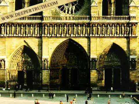 The Masonic Wisdom Hidden In Gothic Cathedrals