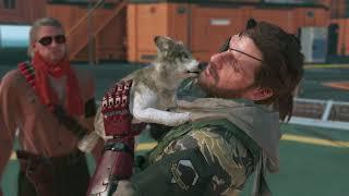 Metal Gear Solid V Phantom Pain Playthrough Part #7 My Bad Snake!