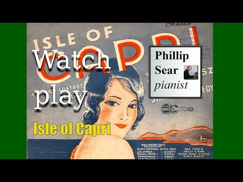 Wilhelm Grosz & Jimmy Kennedy (arr: Read): Isle of Capri