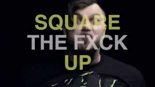 Rob Bailey The Hustle Standard SQUARE UP Lyric Video