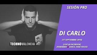SESIONES: Di Carlo - Live @ Facebook (17-09-2018)