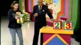 Tammy on the Price is Right