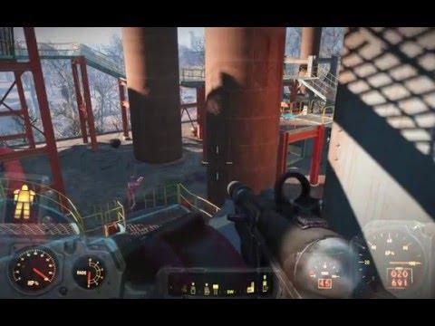 Fallout 4 Yangtze Quest