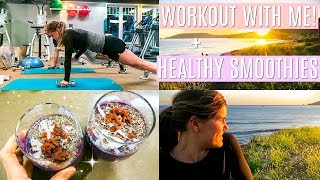 How To Have A Better Day | Workout + Healthy Eats + Sunset