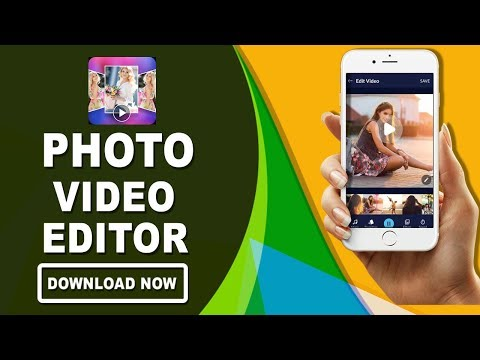 Photo Video Editor by Video Note LLC | Promo Video | Play Store
