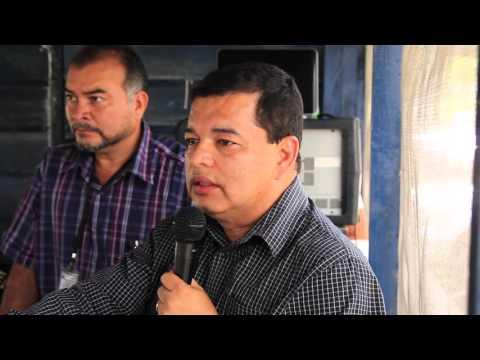 Juramentacion Comite Apoyo Centro Penal de Santa Rosa de Copan