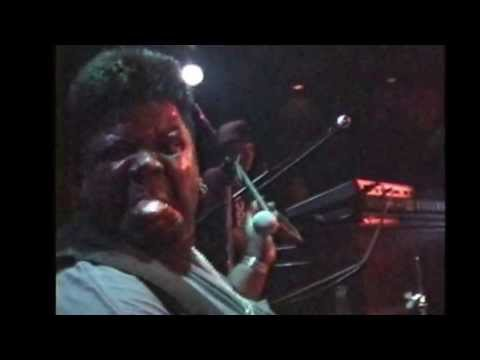 "Buddy Miles at Chicago Blues, N.Y.  April 17th, 1999 Part 1 ""All Along The Watchtower"""