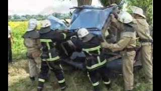 Ужасающее ДТП на Николаевщине погибли шестеро 7.07.2013(Около 6:30 утра в воскресенье, 7 июля, на десятом километре автодороги