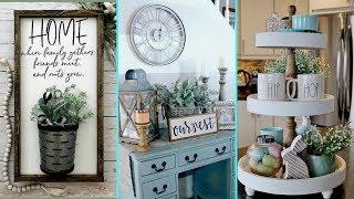 ❤ DIY Shabby chic style Spring Home decor Ideas ❤| Home decor & Interior design| Flamingo Mango|