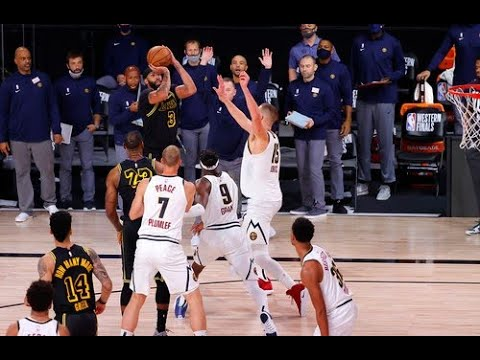 JBT: Anthony Davis Leads the Lakers to a Thrilling Game 2 Win!