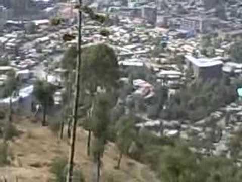 Ethiopian Outreach: City of Gondar