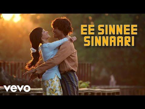 Anekudu - Ee Sinnee Sinnaari Video   Dhanush   Harris Jayaraj
