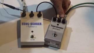 GGG Tone Bender 3 / Soul Bender Demo