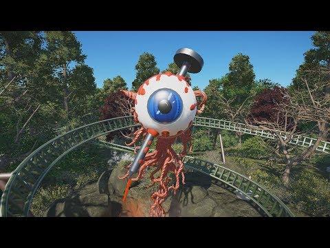 Devil's Mansion (Halloween 2017 - Planet Coaster)
