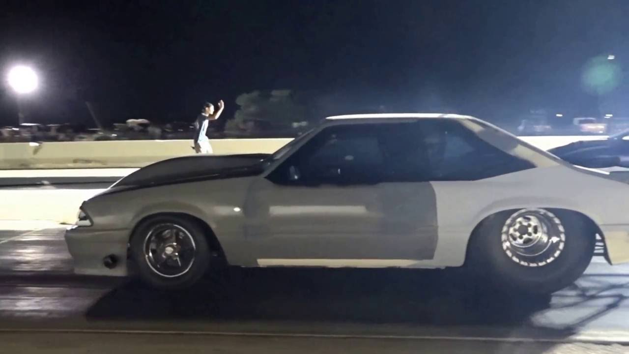 Birdman vs Chuck big tire Death Trap at Amarillo Dragway