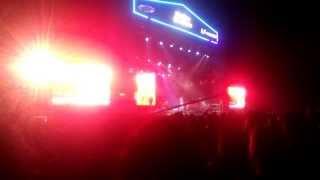 M.I.A. - Paper Planes (Slumdog Millionaire) Movistar Free Music 2013 Argentina