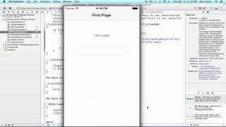 iOS Programming Tutorial - Use of UITextField Delegation Part 2 - 35