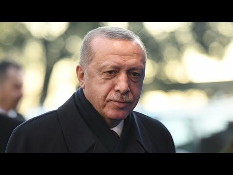 Turkey's Erdogan Flexes Military Muscle in Syria