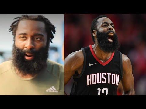 James Harden & Rockets workout for 2021 Season - YouTube