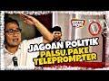 MENOHOK! Budiman Sudjatmiko Pakai Teleprompter T4KUT DEBAT Ciri Jagoan Politik Palsu