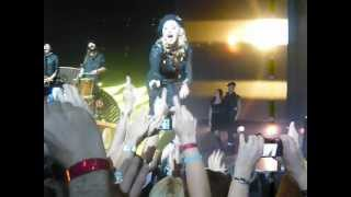 Madonna @ L'Olympia Paris - Open your heart