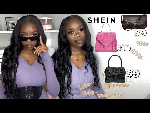 SHEIN AFFORDABLE BAGS & ACCESSORIES HAUL | Ft Klayi Hair | Oré O.