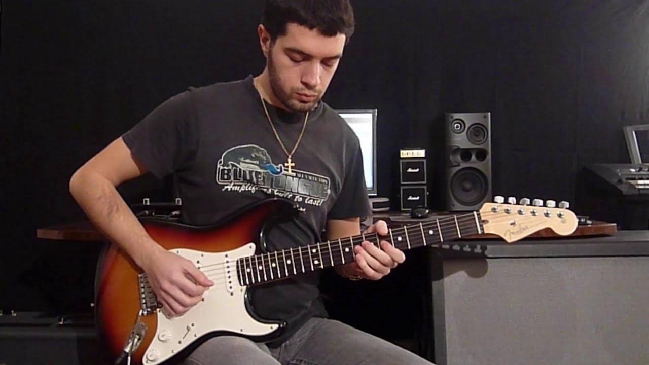Dire Straits - Brothers In Arms (Guitar Tutorial) - YouTube