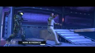 BTS- Halo: Combat Evolved Anniversary Campaign