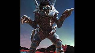 Ultraman Nexus Monsters