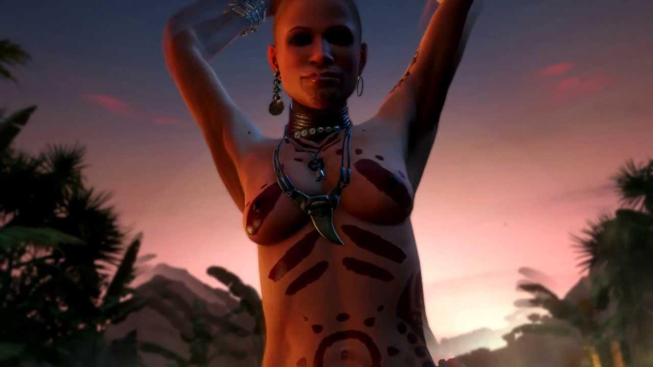 Far Cry 3 Sex Scenes