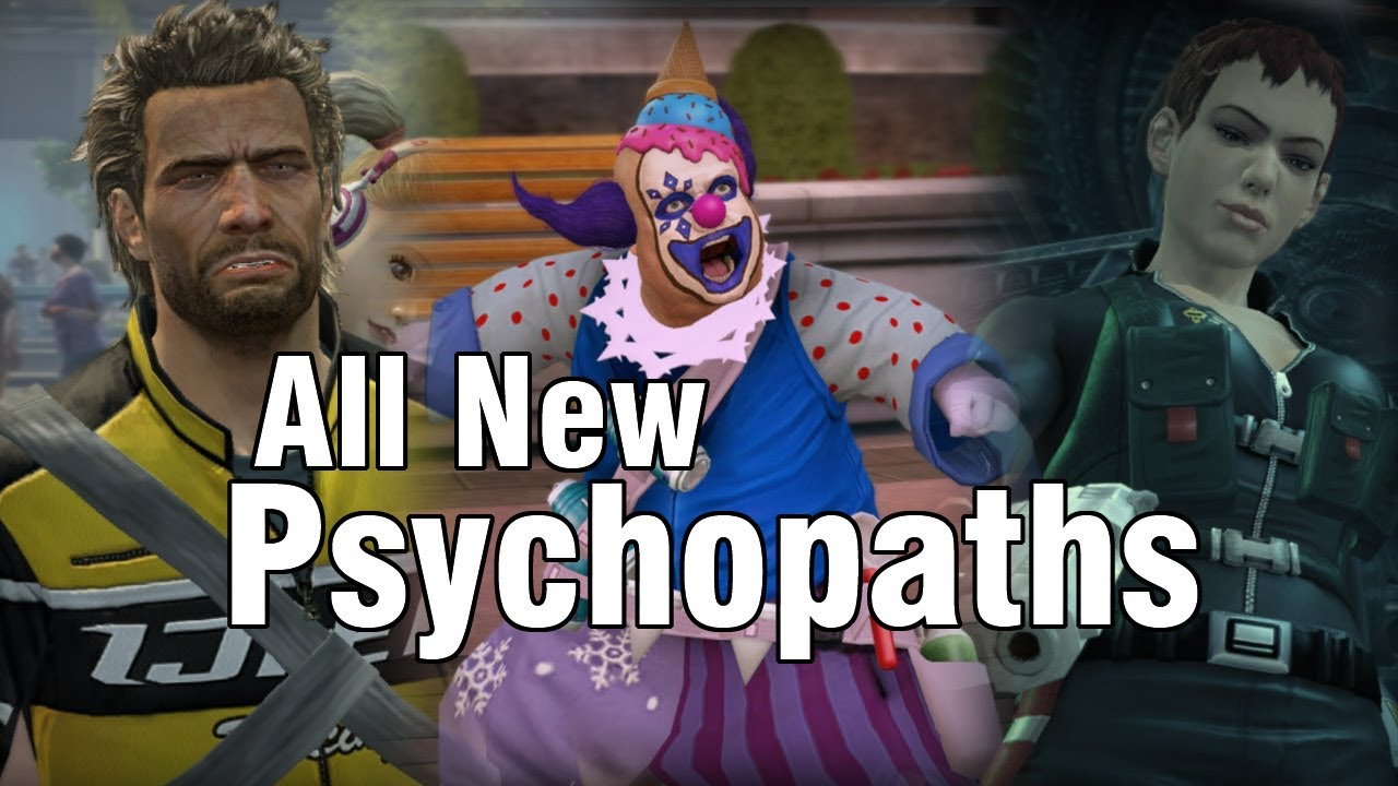 Dead Rising 2 Otr All Psychopaths And Bosses Off The Record