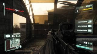 Crysis 3 Multiplayer TDM#001 Waaaaas?! [German]