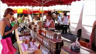 Samedi matin au marché de Gruissan