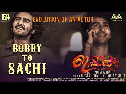 Evolution of an Actor | Shane Nigam | From Bobby to Sachi | ISHQ | E4 Entertainment | Anuraj Manohar