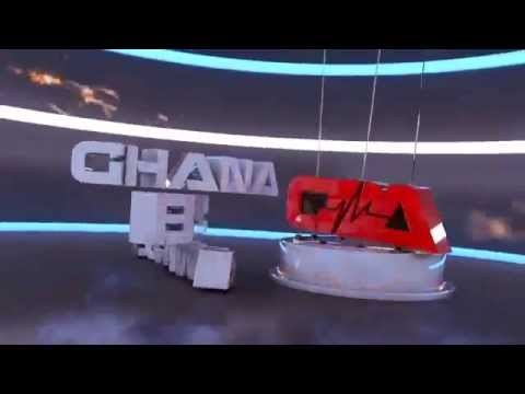 Ghana Beats Awards - motion graphics teaser