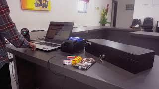 Cash Drawer Secure Box FT 460