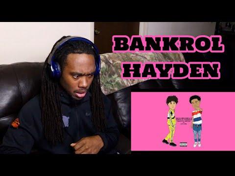 {{REACTION}} Bankrol Hayden - Brothers (Ft. Luh-Kel) [Official Audio]