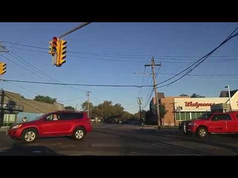 Driving by Uniondale,New York