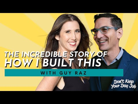 Download Guy Raz Reveals His Own Incredible  How I Built This Story